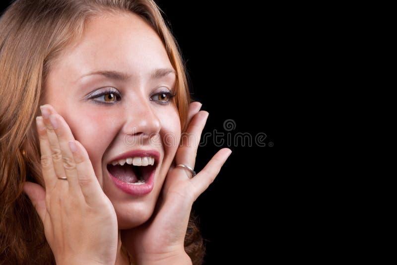 Retrato da menina bonita. #7 foto de stock