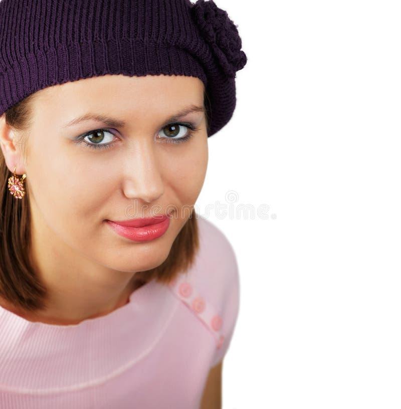 Retrato da mulher imagens de stock