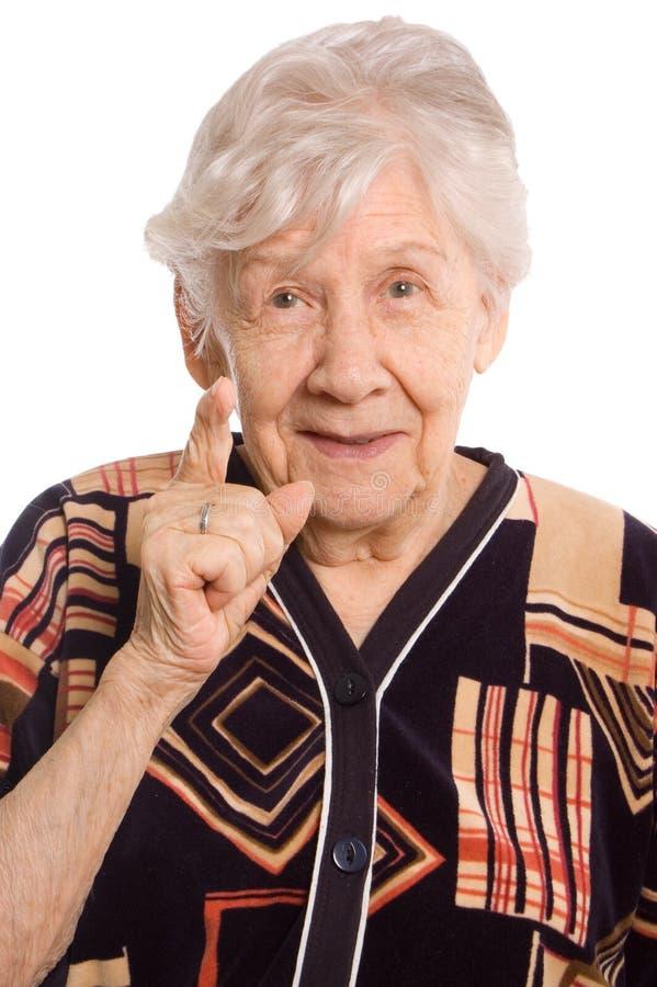 Retrato da mulher adulta fotos de stock
