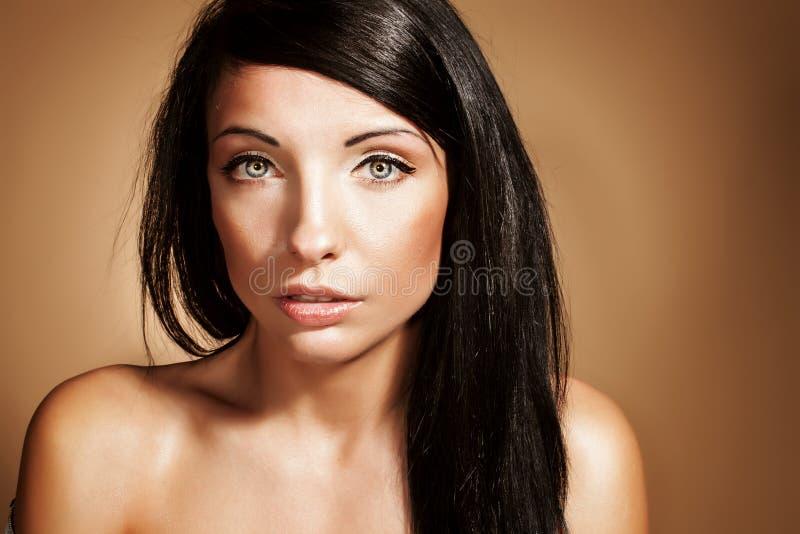 retrato da mulher sensual fotos de stock