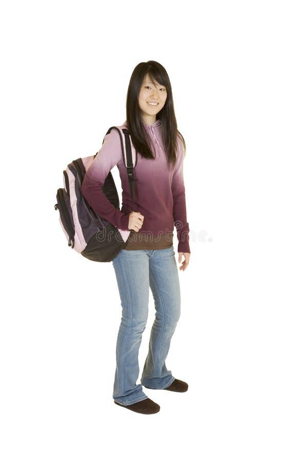 Retrato de adolescente imagen de archivo