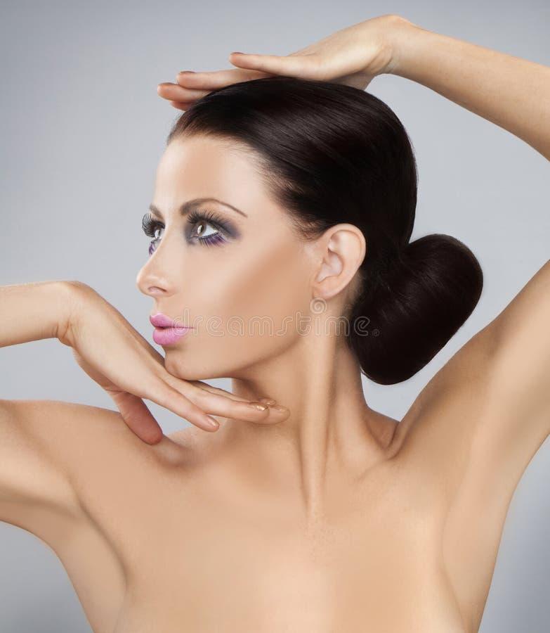 Retrato de bonito e de 'sexy' fotos de stock