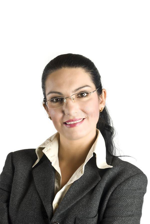 Retrato de bussinesswoman fotos de archivo libres de regalías