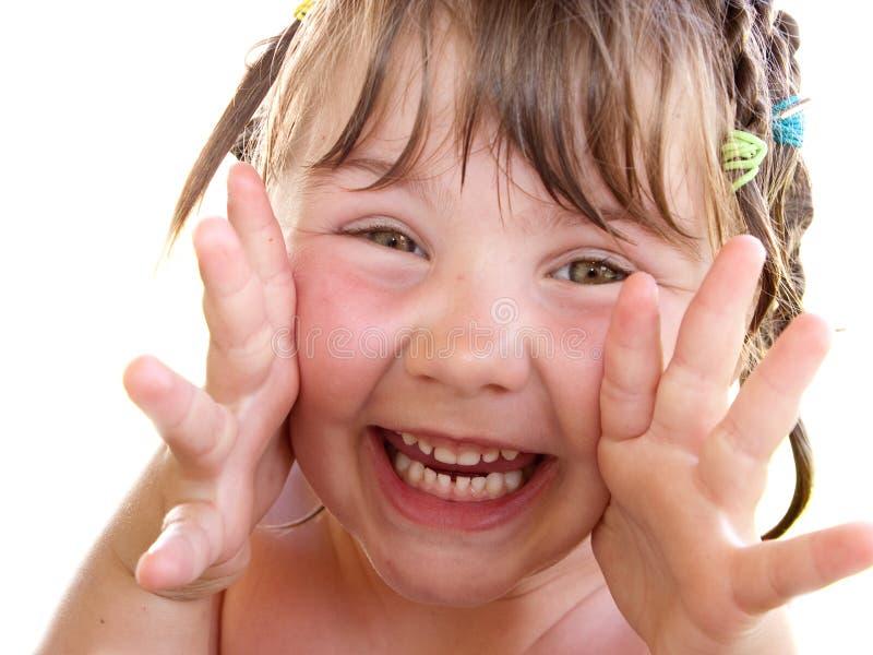Retrato de Childs fotografía de archivo