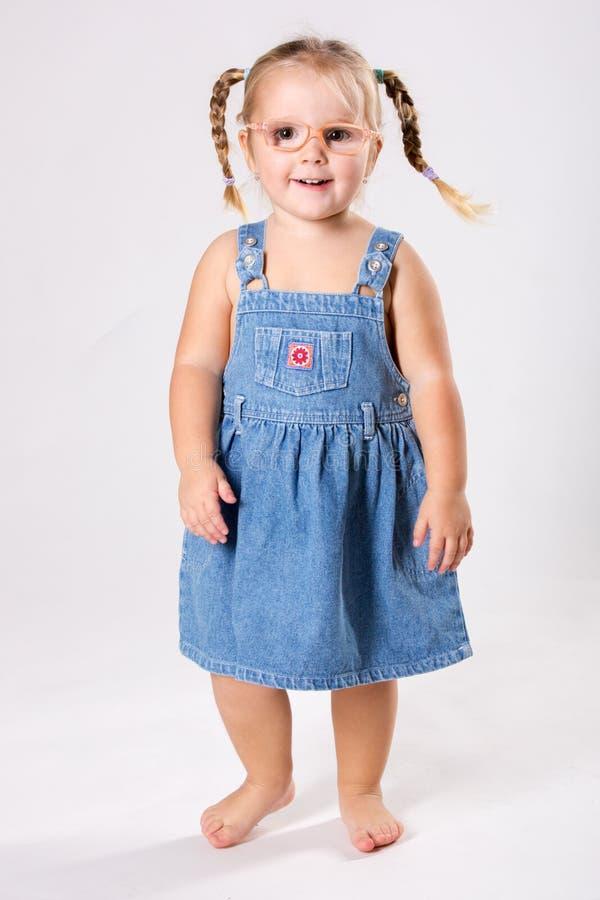 Retrato de Childs imagem de stock royalty free