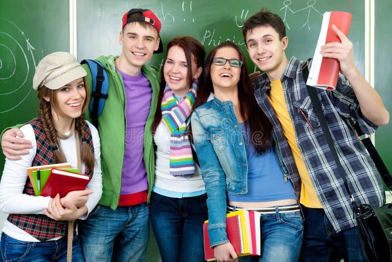 Download Estudantes foto de stock. Imagem de caucasiano, instrução - 29843400