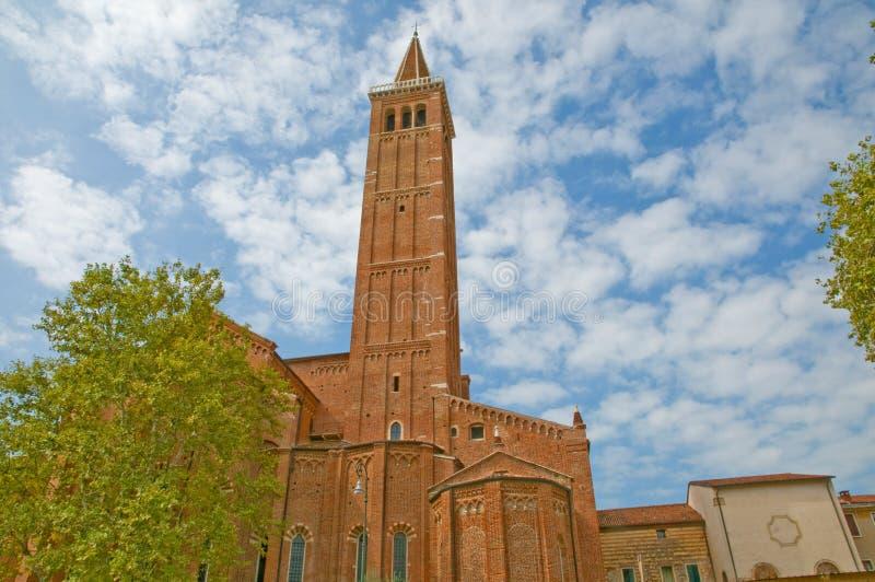 Retrato de la catedral imágenes de archivo libres de regalías
