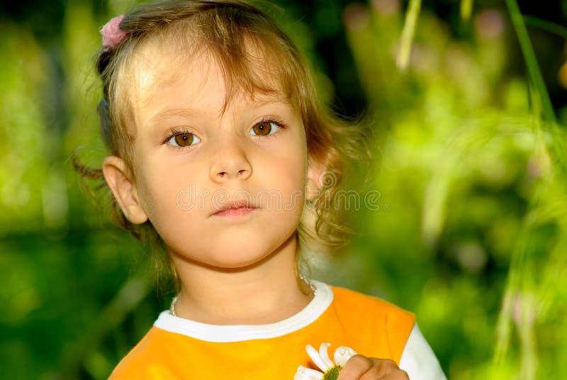 Download Retrato de la chica joven imagen de archivo. Imagen de manera - 7275475