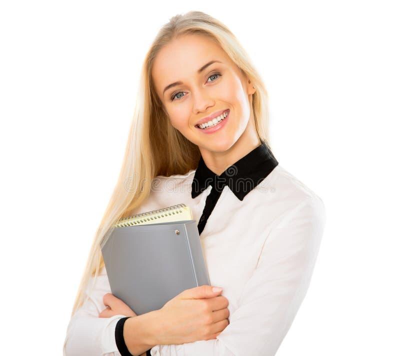 Download Retrato De La Mujer De Negocios Joven Imagen de archivo - Imagen de feliz, caucásico: 42430843