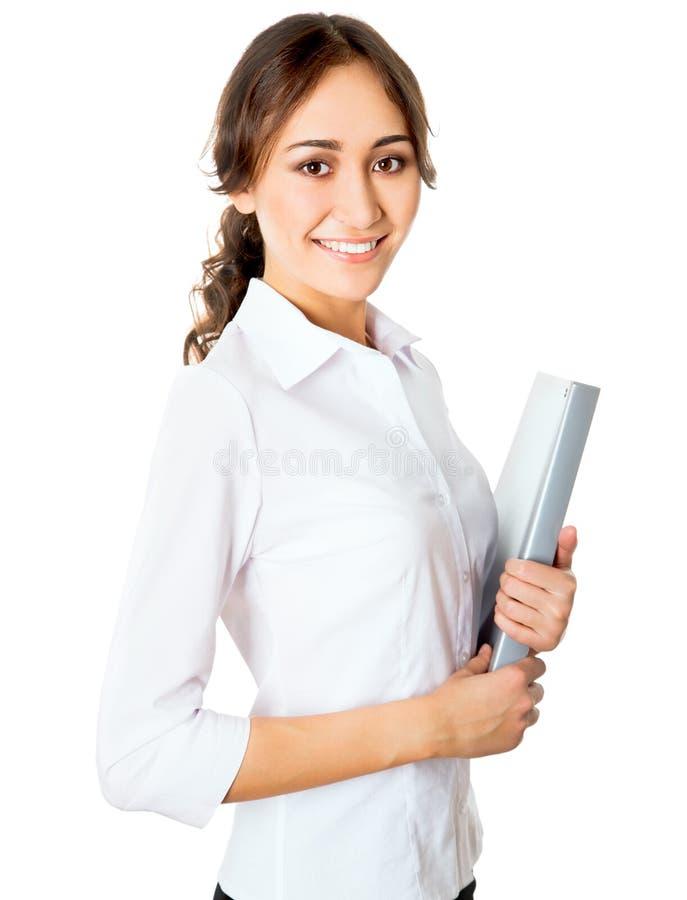 Download Retrato De La Mujer De Negocios Joven Foto de archivo - Imagen de copia, looking: 42431442