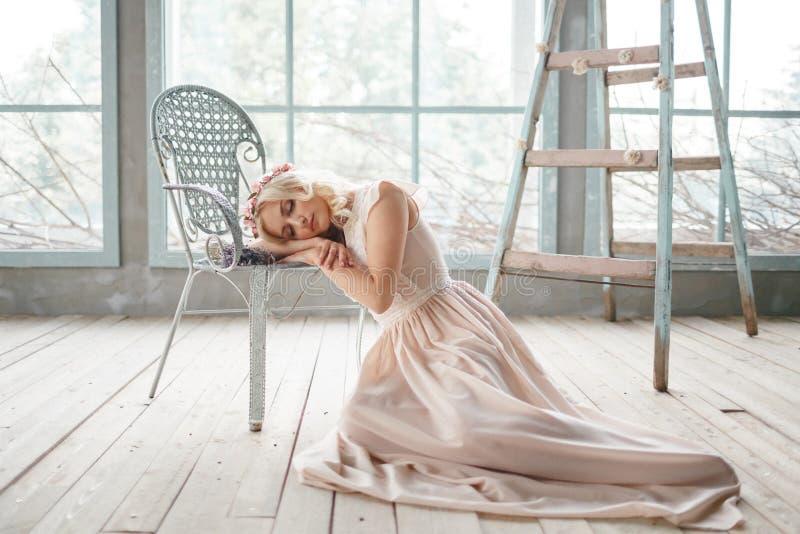 Retrato de la novia imagen de archivo