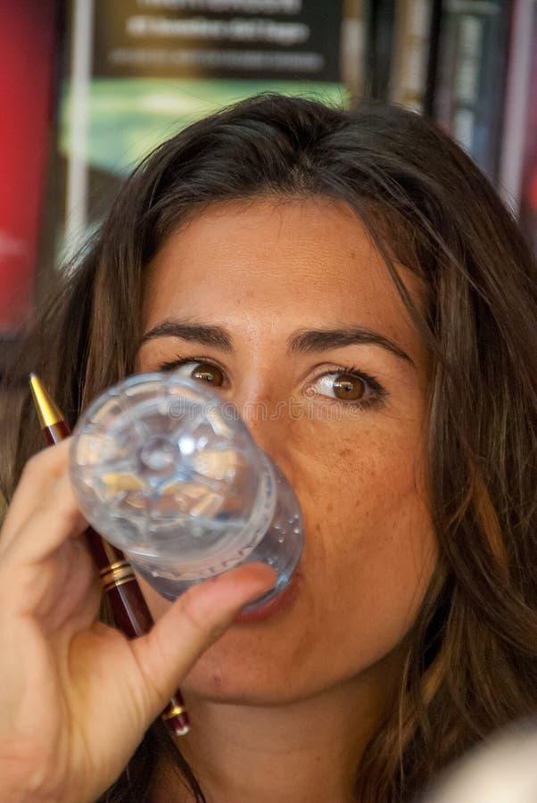 Retrato de Nuria Roca fotos de stock