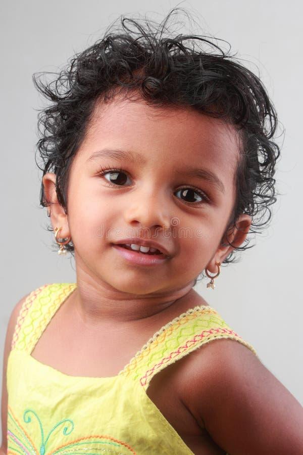 Retrato de um bebé fotos de stock royalty free