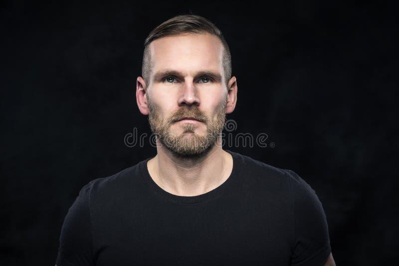 Download Retrato De Um Homem Considerável Imagem de Stock - Imagem de closeup, considerável: 65575393