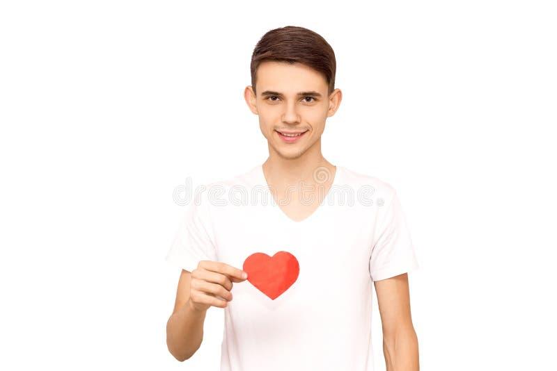 Retrato de um indivíduo dentro imagens de stock