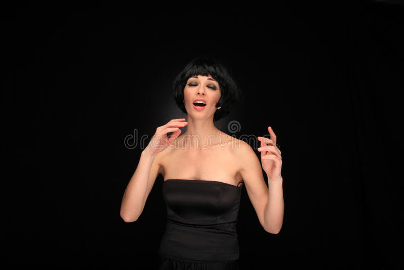 Download Retrato De Uma Menina Bonita Foto de Stock - Imagem de novo, retrato: 29830734