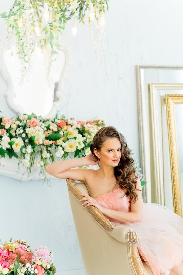 Retrato de uma mãe fotos de stock royalty free