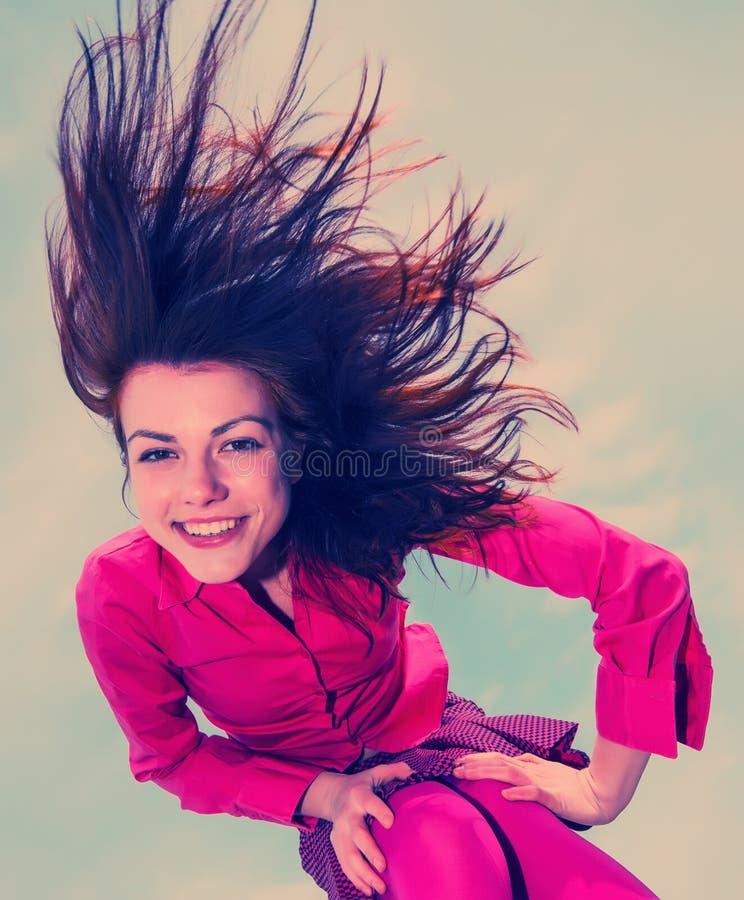 Retrato de uma menina imagem de stock royalty free