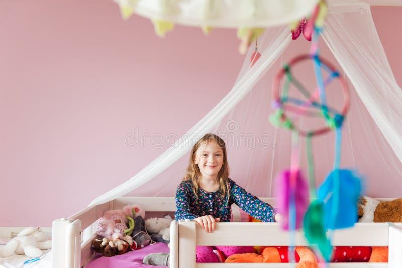 Retrato de uma menina bonito imagem de stock royalty free