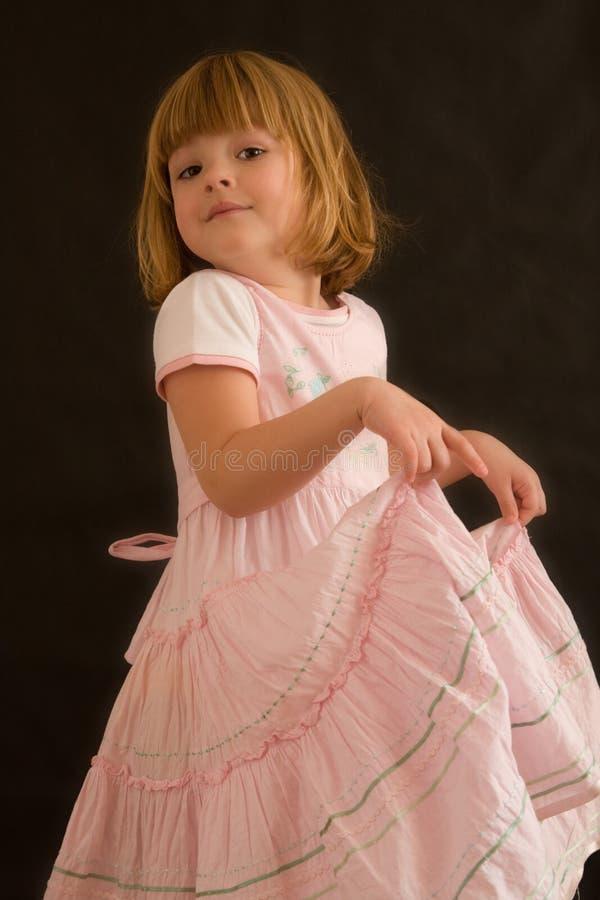 Retrato de una muchacha imagenes de archivo
