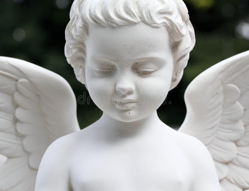Retrato del ángel fotos de archivo libres de regalías