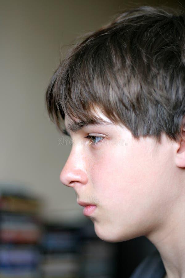 Retrato del adolescente imagen de archivo libre de regalías