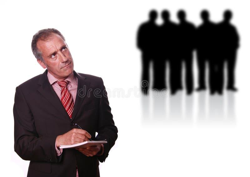 Download Retrato Del Hombre De Negocios Imagen de archivo - Imagen de varón, libertad: 7150387
