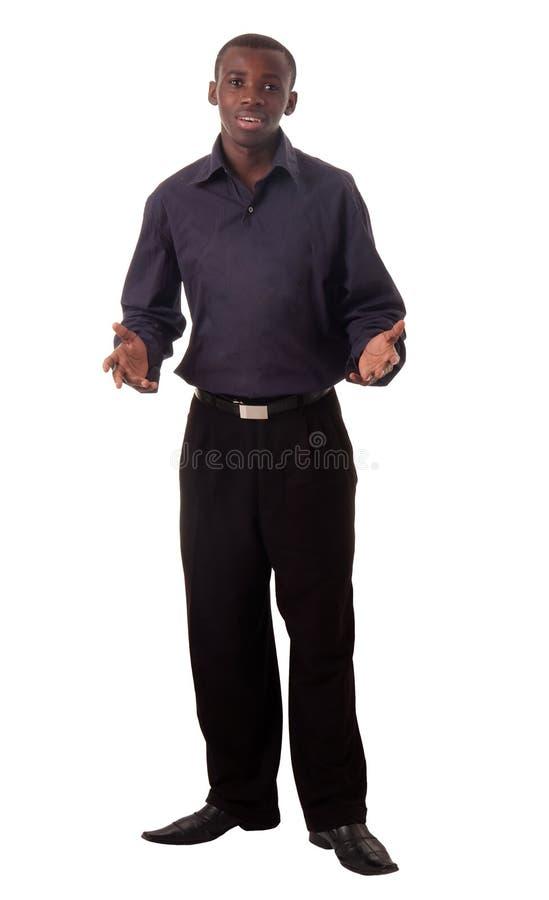 Download Retrato del hombre joven imagen de archivo. Imagen de étnico - 7283993