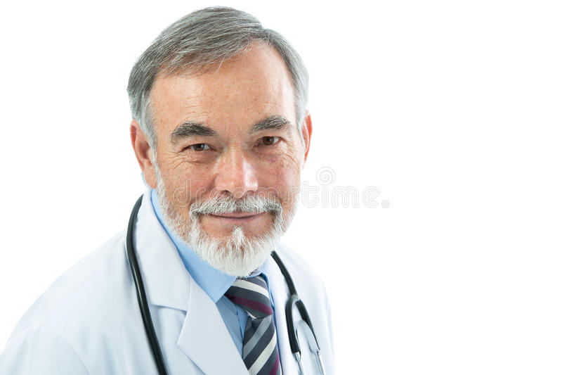 Retrato del médico imagen de archivo libre de regalías