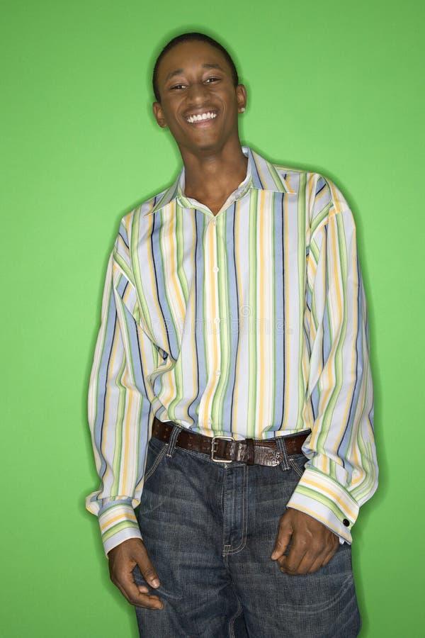 Retrato del muchacho adolescente. fotos de archivo