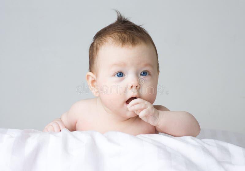 Retrato del niño adorable imagen de archivo libre de regalías