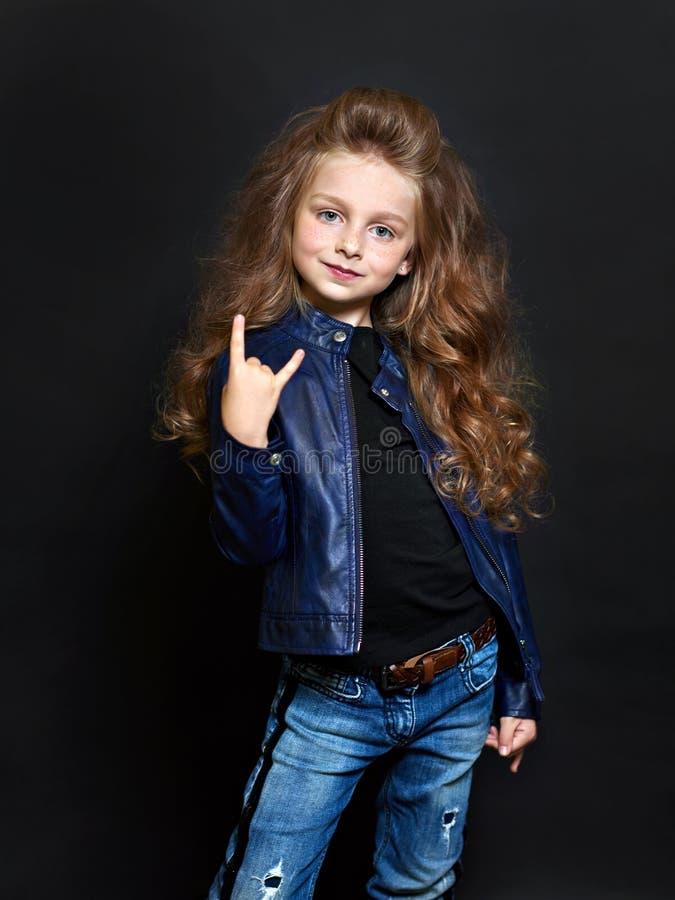 Retrato del niño hermoso fotos de archivo libres de regalías