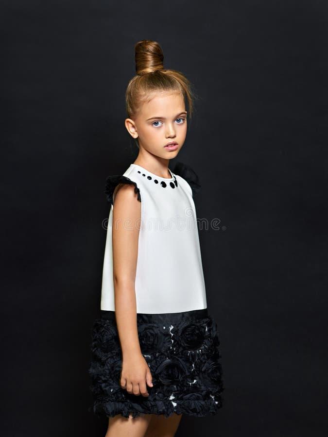 Retrato del niño hermoso imagen de archivo
