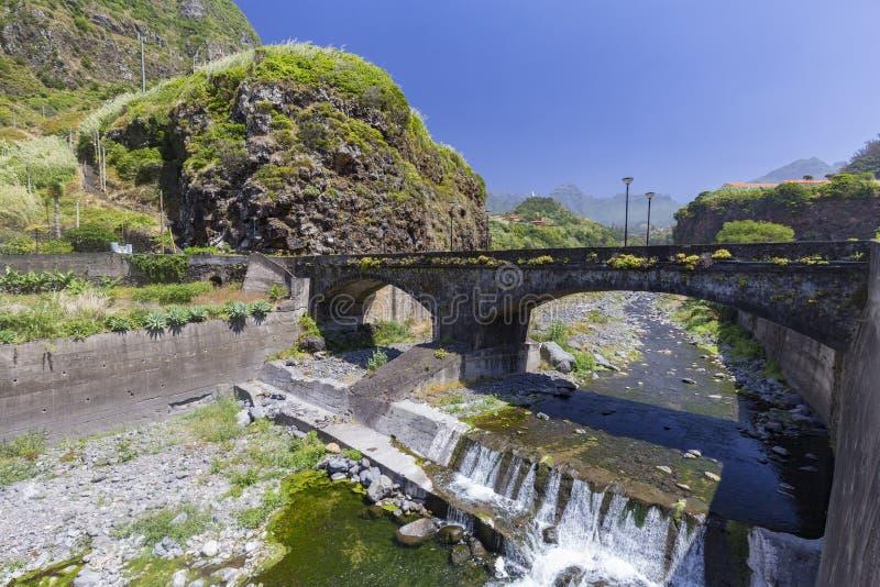 Retrato del puente de Vicente del sao fotos de archivo libres de regalías