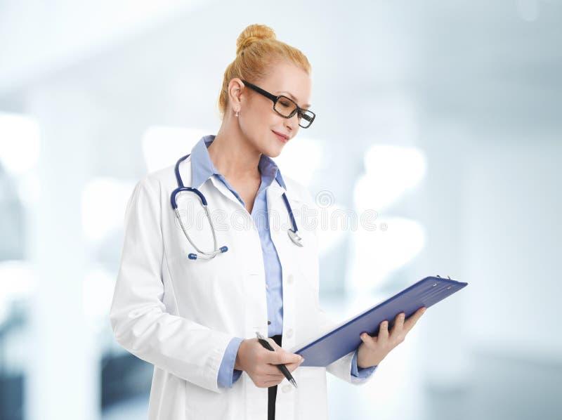 Retrato do doutor de Fenake imagem de stock