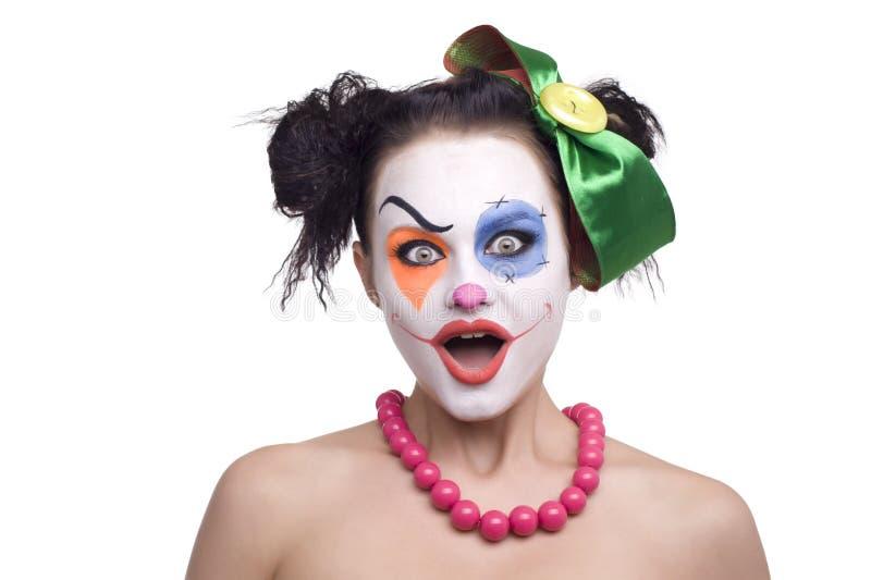 retrato do estúdio de uma menina bonito nova imagens de stock royalty free