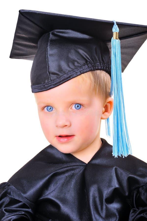 Retrato do estudante novo fotografia de stock
