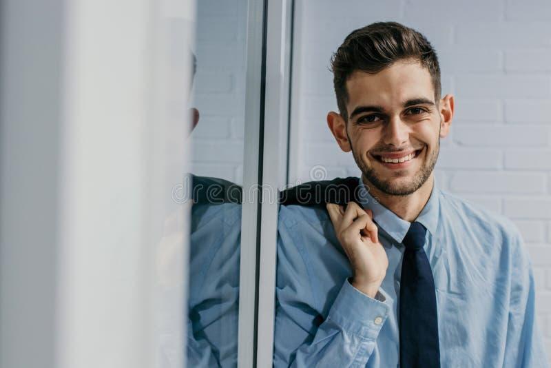 Retrato do executivo imagens de stock