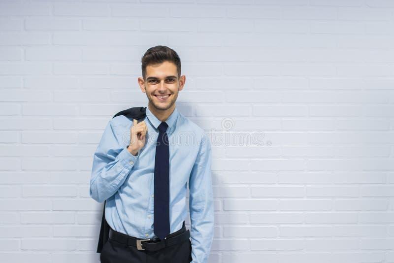 Retrato do executivo foto de stock