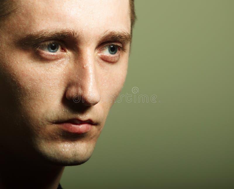 Retrato do homem imagens de stock royalty free