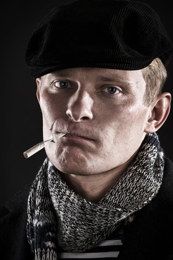 Retrato do homem imagem de stock royalty free