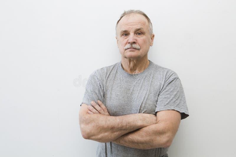 Retrato do homem foto de stock royalty free