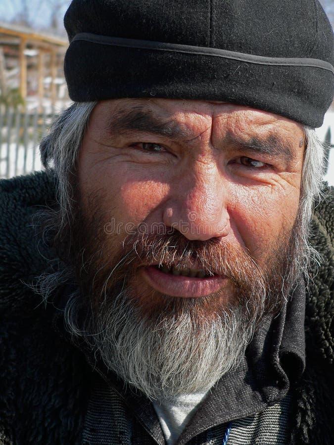 Retrato do homem com barba 3 fotos de stock