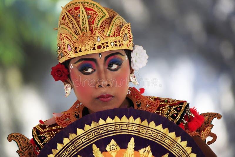 Retrato do menino na dança fotografia de stock