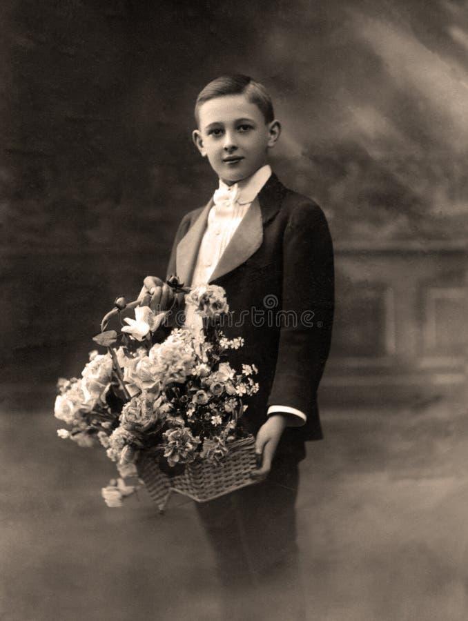 Retrato do vintage. fotos de stock