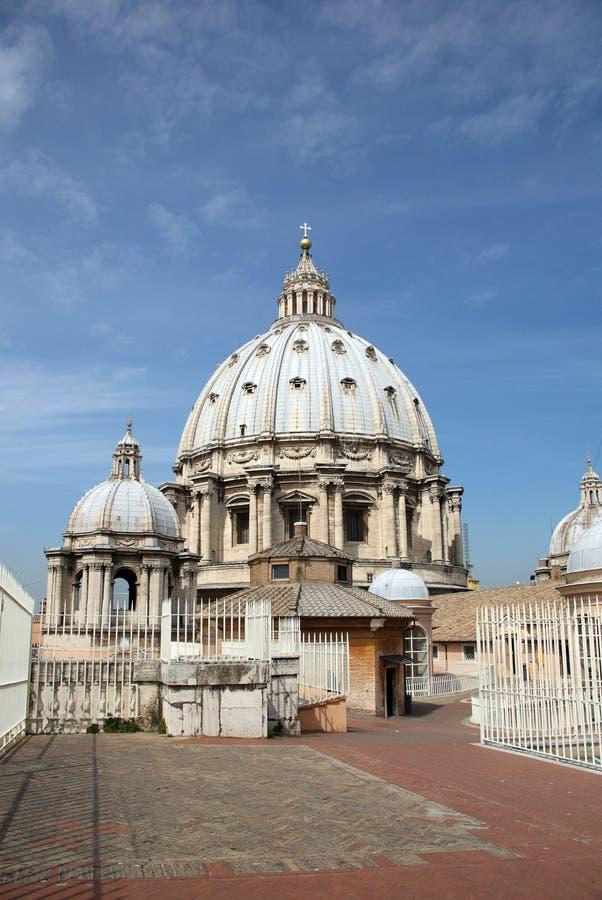 Retrato ensolarado de Roma fotografia de stock