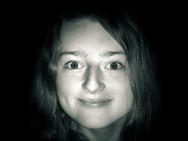Retrato joven del primer del adolescente con diversas emociones fotos de archivo libres de regalías