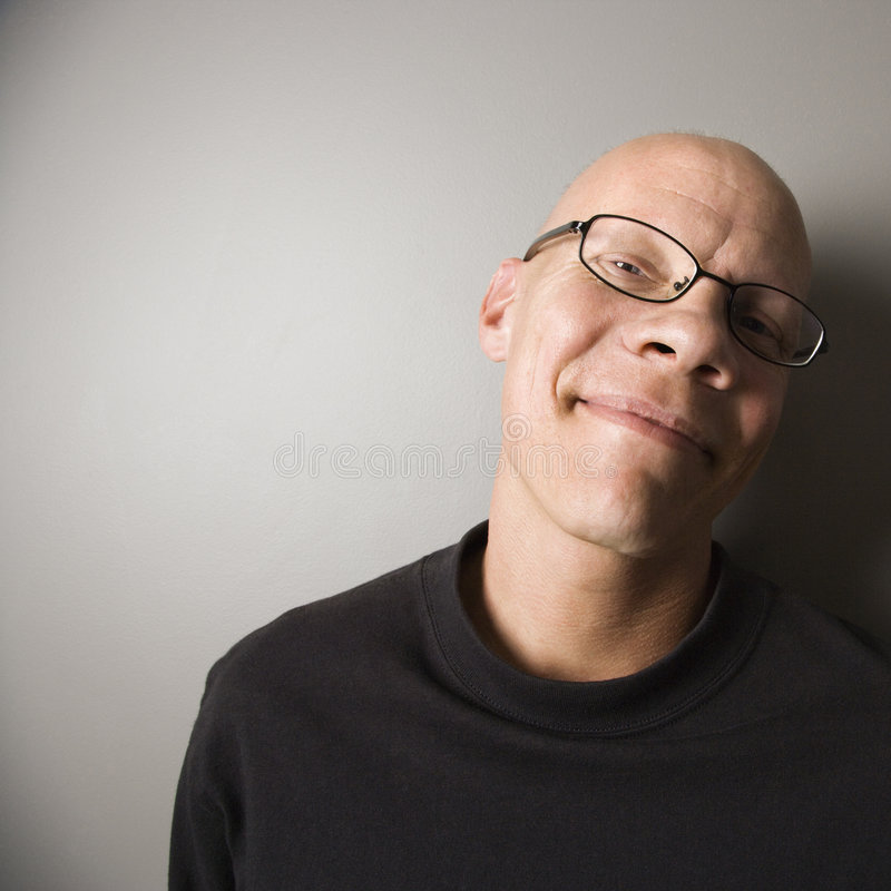Retrato masculino. foto de stock royalty free