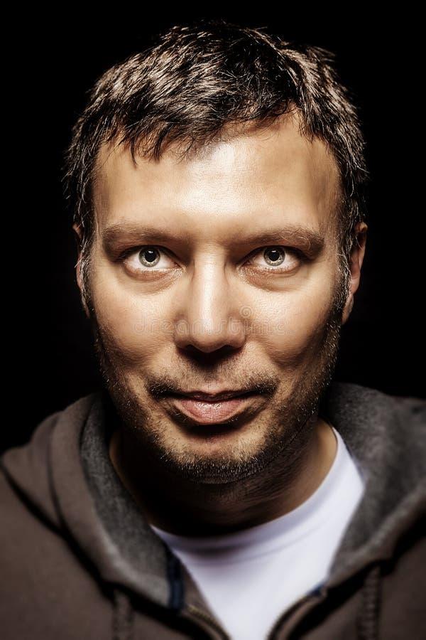 Retrato masculino foto de stock royalty free