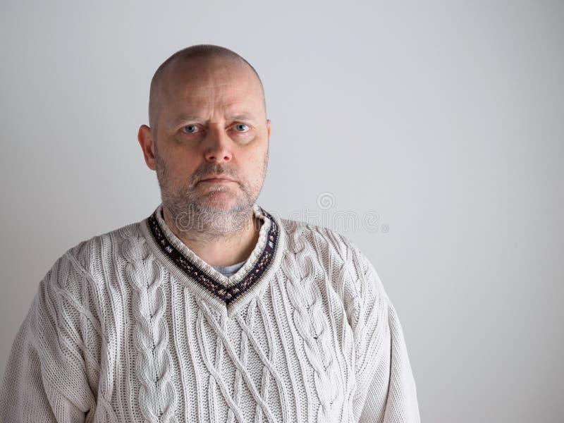 Retrato masculino ocasional imagen de archivo libre de regalías